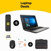 Laptop deals-HP 15 Intel i3