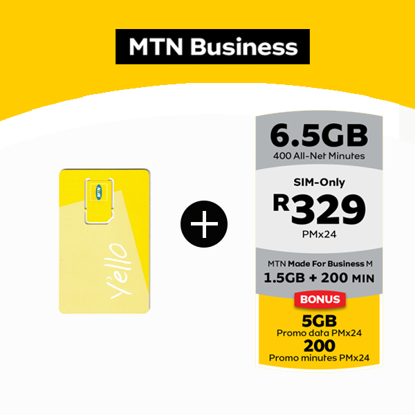 Sim Only 6.5GB at 329Data Deals