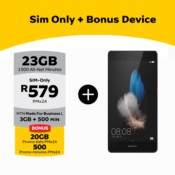 Sim Only & Bonus Device 23GB at 579Data Deals