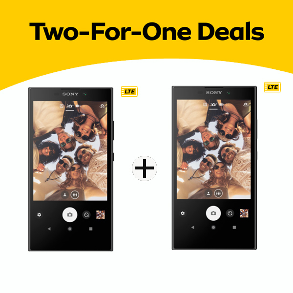 2 for 1 Deal Xperia L2