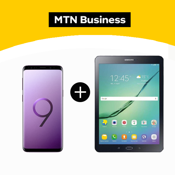 2. Samsung S9 & Galaxy Tab S2 Business Deal