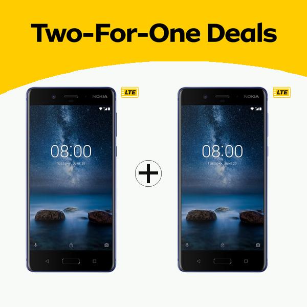 Nokia 5 2 for 1 deals