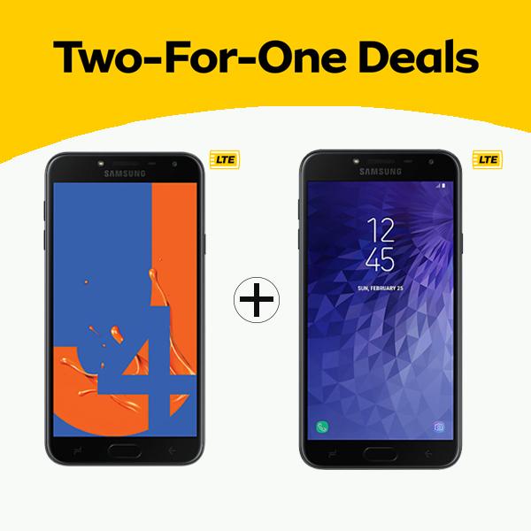 J4 2 for 1 deals